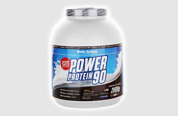 Power Protein 90 Schoko